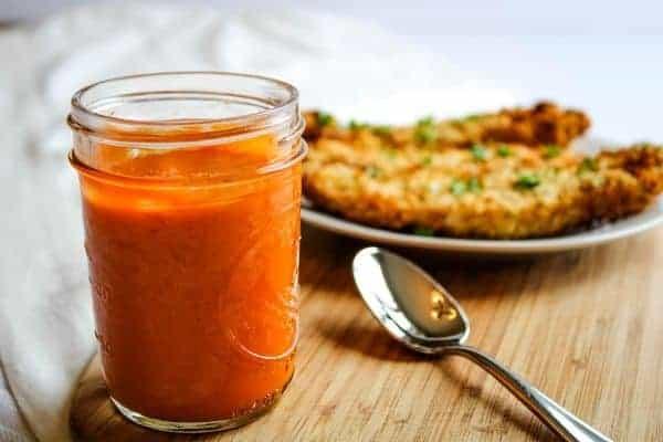 Spicy Chicken Wing Sauce