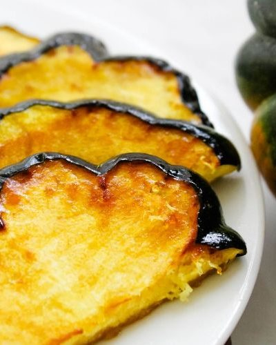 Air Fryer Winter Squash Slices