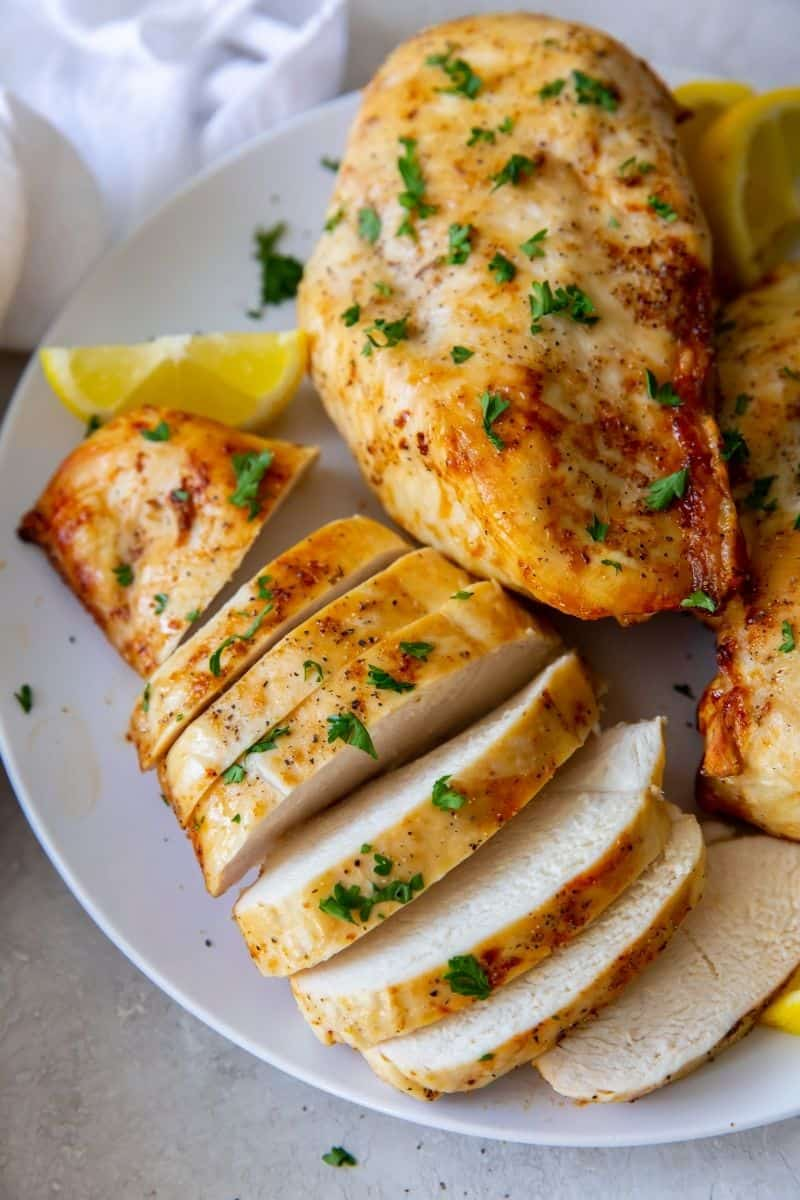 air fryer recipes chicken breast frozen