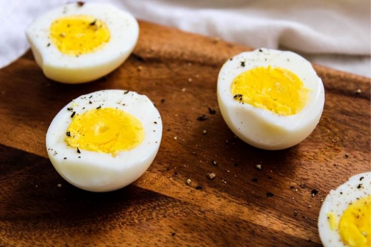 Air Fryer Hard-Boiled Eggs
