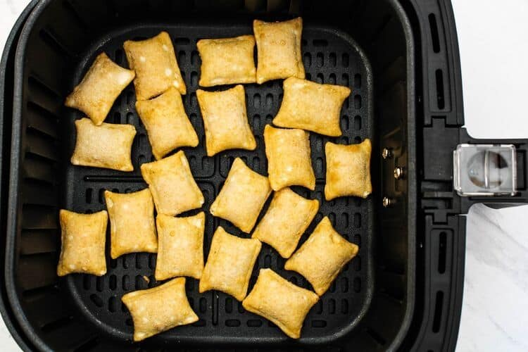 Frozen Pizza Rolls in Air Fryer