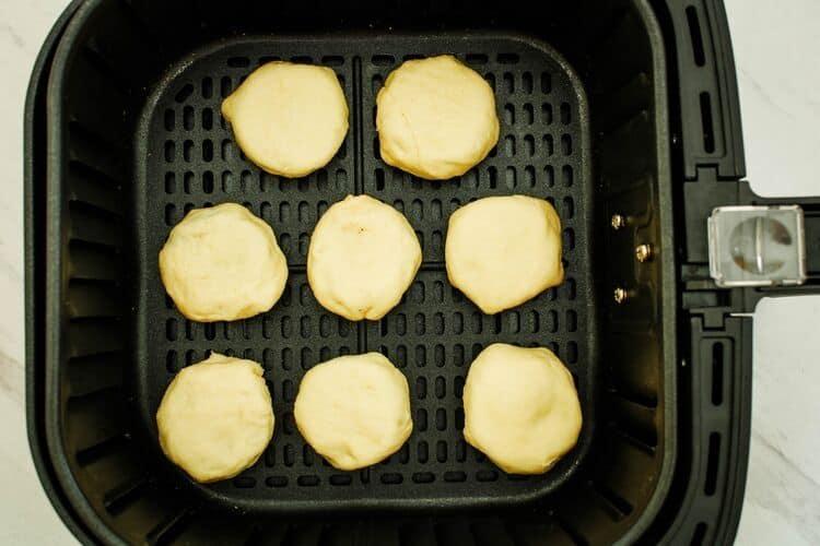 Deep Fried Oreos in Air Fryer