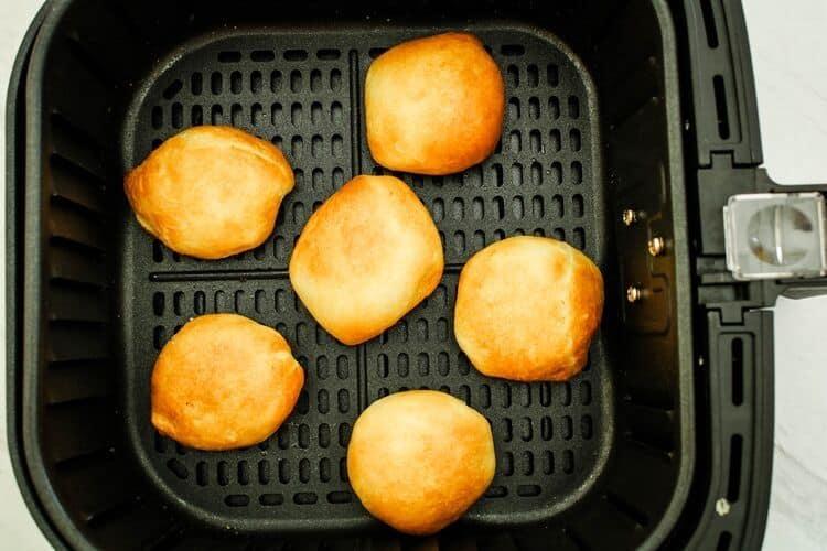 Air Fryer Oreos in Air Fryer