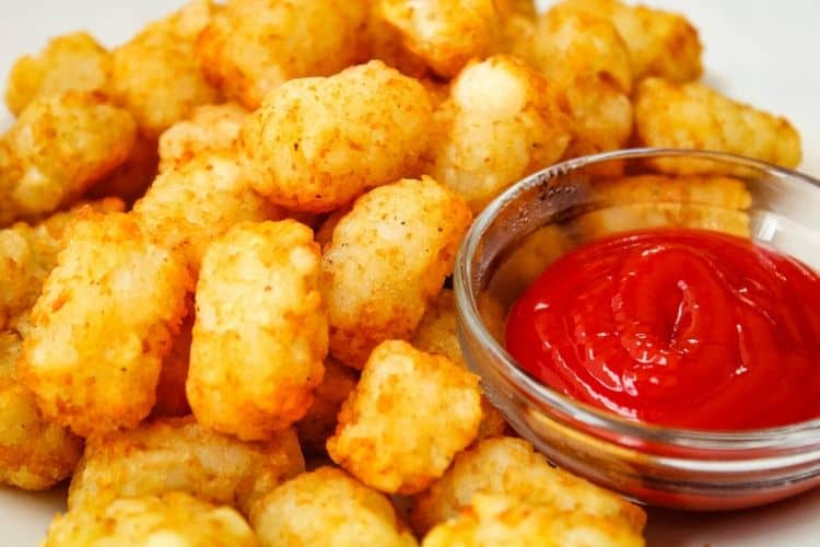 Air Fried Tater Tots