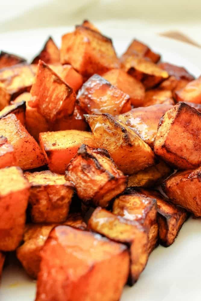 Air Fryer Winter Squash