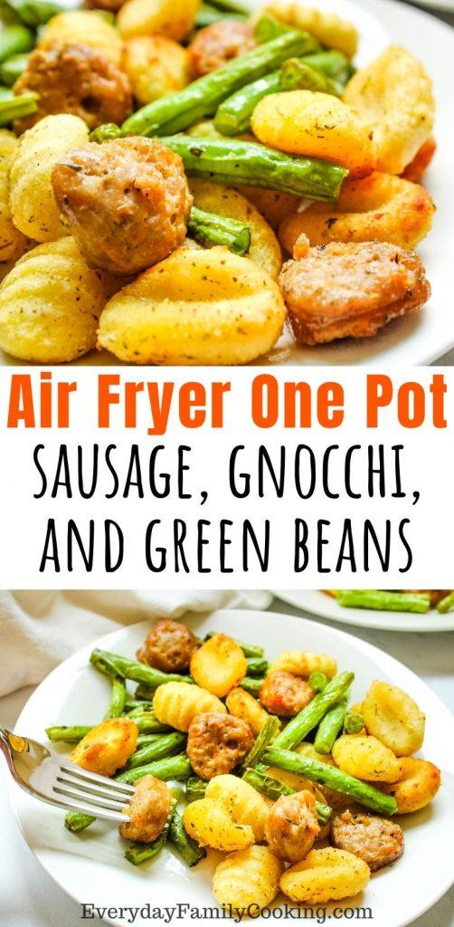 Air Fryer Meal