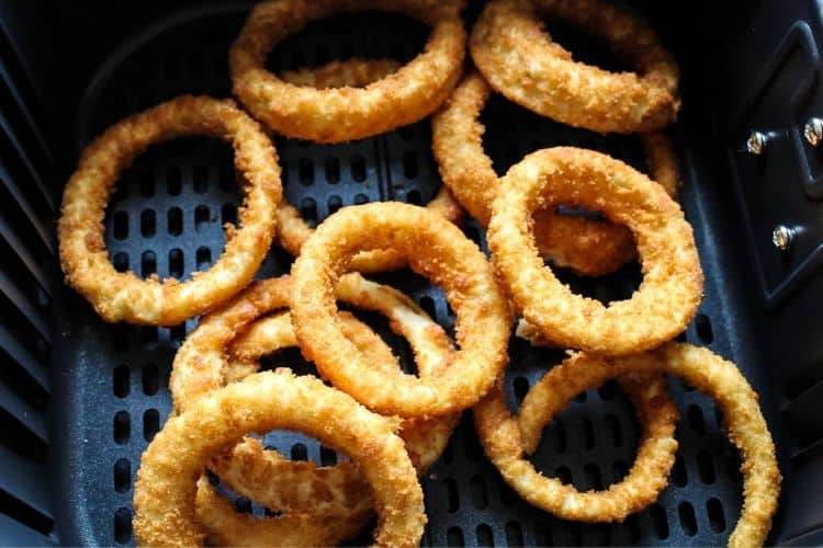 Onion Rings in Air Fryer