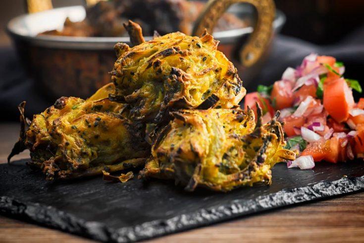 Air Fryer Onion Bhaji/Pakora