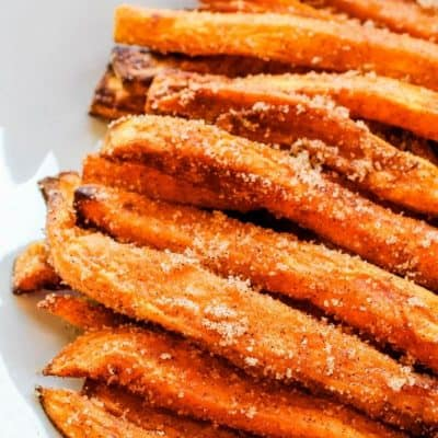 Air Fryer Dessert Fries