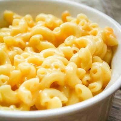 5-Ingredient Instant Pot Mac and Cheese