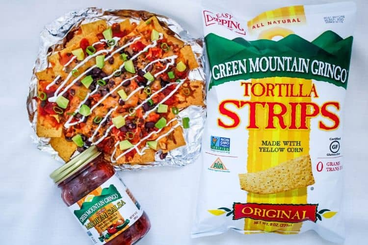 Green Mountain Gringo Air Fryer Nachos