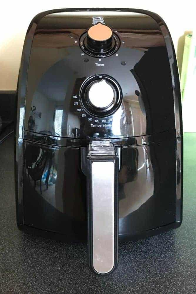Air Fryer on Countertop