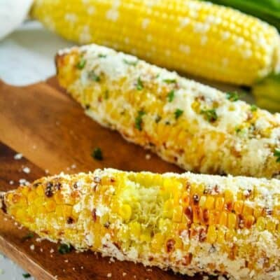 The Best Corn on the Cob in the Air Fryer