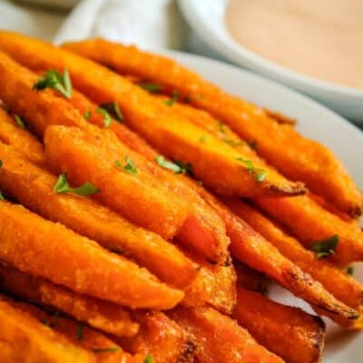 The Best Way to Make Air Fryer Frozen Sweet Potato Fries