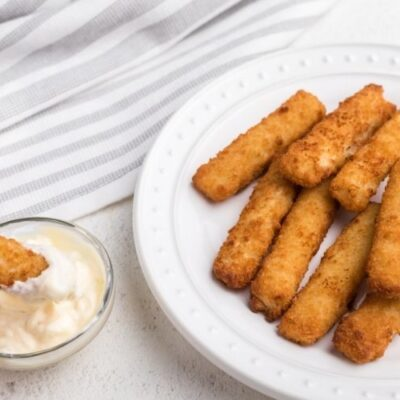 Air Fryer Fish Sticks From Frozen