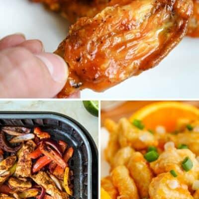 The Best Air Fryer Chicken Recipes!