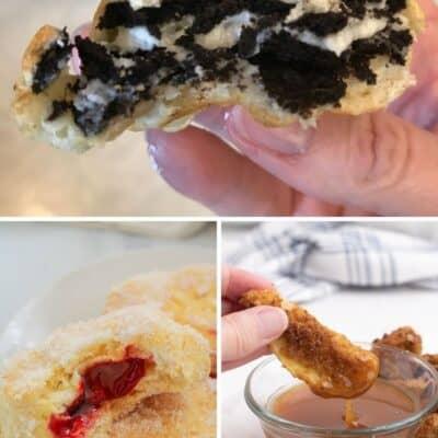 The Best Air Fryer Desserts